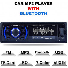 AUTORADIO S BLUETOOTH MP3 LCD