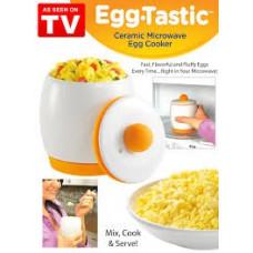 Egg tastic - Nádoba na vaření vajec v mikrovlné troubě