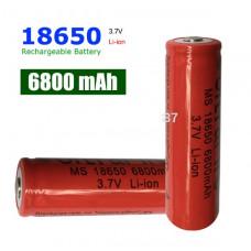 BATERIE 18650 6800mAh 2 KS