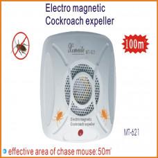 ELEKTRICKÝ ODPUZOVAČ BROUKŮ - ELECTROMAGNETIC COCKROACH EXPELLER VÝPRODEJ