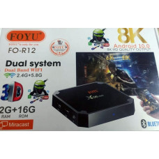 Android TV Box hdmi 2gb ram 16gb rom bluetooth android 10 a dalsi