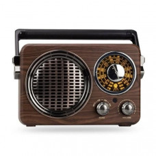 RETRO RADIO S BLUETOOTH MP3 FM AM USB TF CARD MK-612