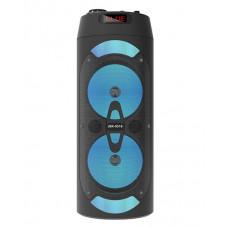 Velký bluetooth reproduktor JBK-6517 s barevnou disco hudbou fm radio,usb,tf card a mikrofonem