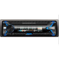 AUTORADIO S BLUETOOTH MP3 LCD 1DIN 3250 ISO EU KONEKTOR 4x60W