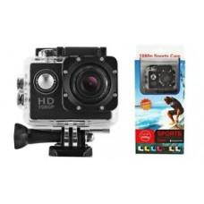 Sportovní Full HD 1080 kamera s příslušenstvím
